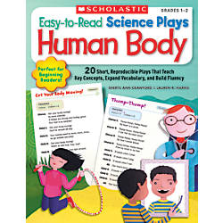 Scholastic Easy to Read Science Plays