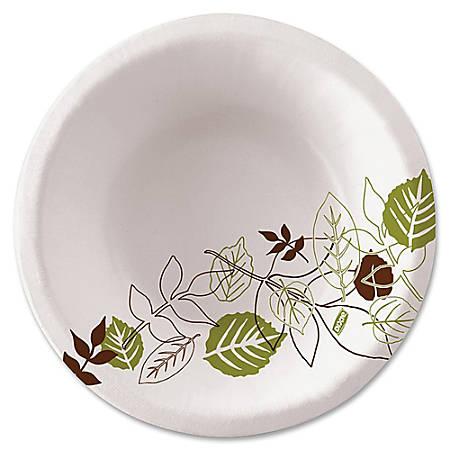 Dixie® Bowls, 12 Oz., Pathways, Carton Of 500