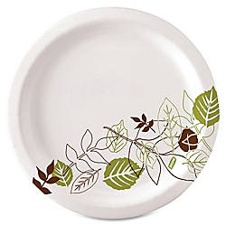 Dixie Paper Plates 10 Diameter Pathways