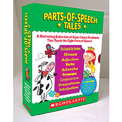 Scholastic Parts Of Speech Tales