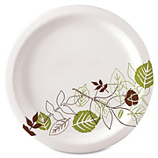 Dixie Paper Plates 8 18 Diameter