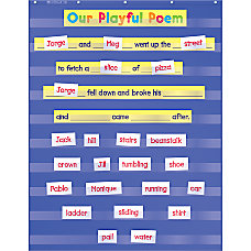Scholastic Standard Pocket Chart