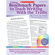 Scholastic Using Benchmark Papers To Teach