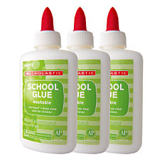 Scholastic School Glue 4 Oz Pack