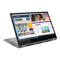 "Lenovo® IdeaPad Flex 6 2-in-1 Laptop, 14"" Touch Screen, AMD Ryzen 5, 8GB Memory, 256GB Solid State Drive, Windows® 10 Home, Onyx Black"