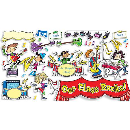 Scholastic School Rocks! Bulletin Board