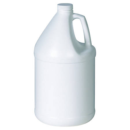Office Depot® Brand Plastic Jugs, 1 Gallon, White, Case Of 48