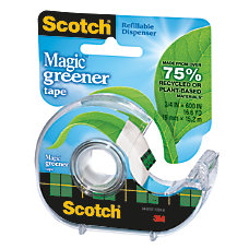 Scotch Magic 812 Greener Tape In