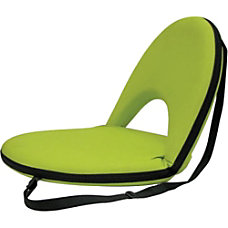 Stansport Multi Fold Padded Seat Green