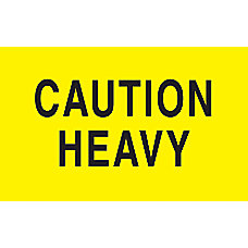 Preprinted Special Handling Labels DL2101 Caution