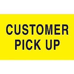 Preprinted special handling labels dl2121 customer pick up - Office depot customer service phone number ...