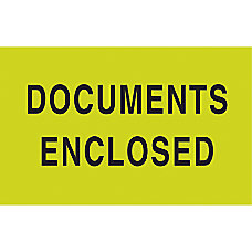 Preprinted Special Handling Labels DL2141 Documents