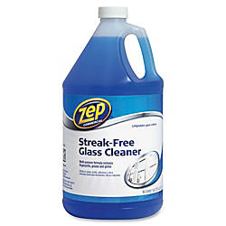 Zep Commercial Streak free Glass Cleaner