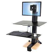 Ergotron WorkFit S Sit To Stand