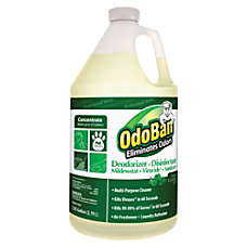 OdoBan Multi Purpose Deodorizer Disinfectant Concentrate