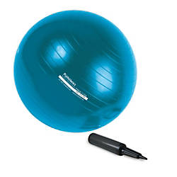 PurAthletics Burst Resistant Exercise Ball 65cm26