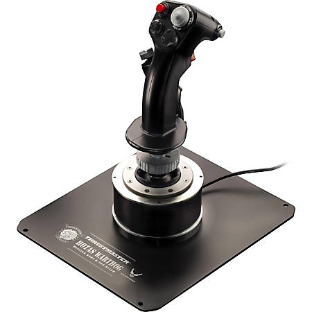 Guillemot HOTAS Warthog Flight Stick - Cable - USB - PC