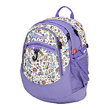 High Sierra Fatboy Backpack LavenderSweet Cakes