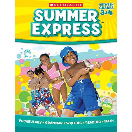Scholastic Summer Express, Grades 3-4