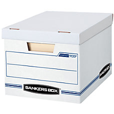 office file boxes.  Boxes Bankers Box StorFile Basic Strength Storage Inside Office File Boxes D