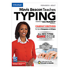 Encore Mavis Beacon Teaches Typing Powered