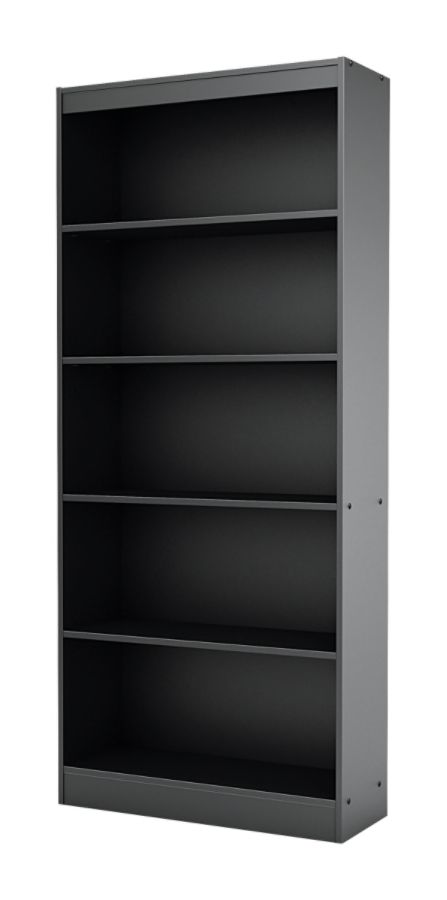 South Shore Axess 5 Shelf Bookcase. Mouse Over To Zoom