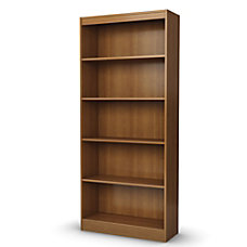 South Shore Axess 5 Shelf Bookcase