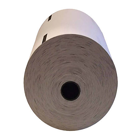 """Office Depot® Brand NCR 5670 Thermal Paper Rolls, 3 1/8"""" x 1,960', White, Pack Of 4"""