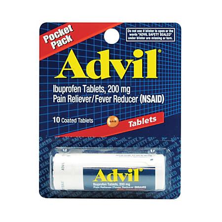 Advil®, Vial Of 10
