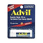 Advil Vial Of 10