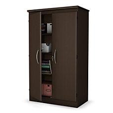 South Shore Furniture Morgan Lockable Storage