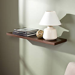 Southern Enterprises Aspen Floating Shelf 36