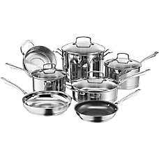Cuisinart 11 Pc Professional Series Stainless