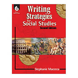 Shell Education Writing Strategies For Social