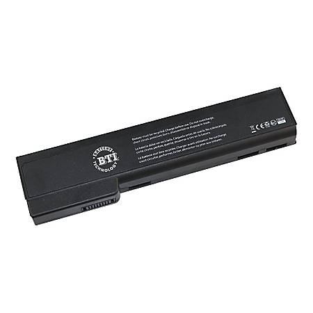 BTI Laptop Battery for HP Compaq EliteBook 8470P (B6P96EA) - For Notebook - Battery Rechargeable - 10.8 V DC - 4400 mAh - Lithium Ion (Li-Ion)