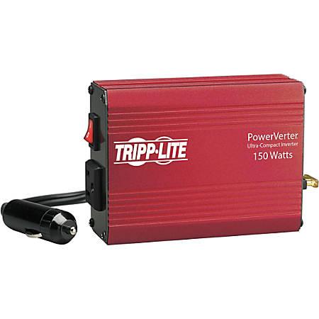 Tripp Lite 150-Watt Power Inverter, 1 Outlet
