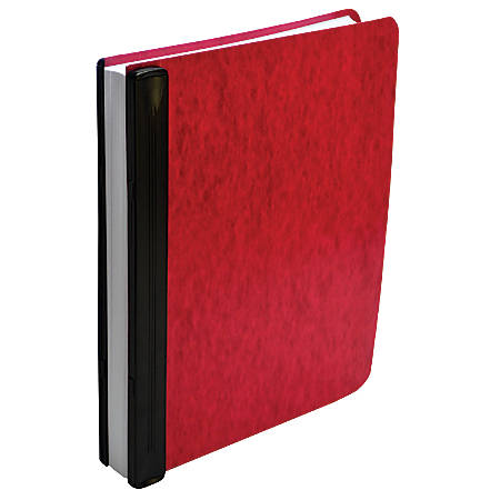 """Wilson Jones® Expandable Binder, 8 1/2"""" x 11"""", 60% Recycled, Red"""