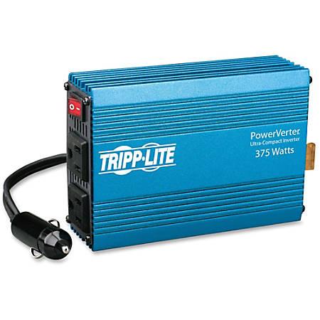 Tripp Lite 375-Watt Power Inverter, 2 Outlet