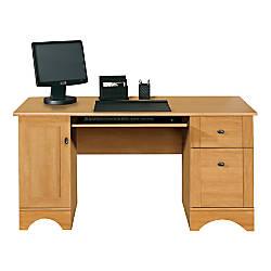 Realspace Dawson 60 Computer Desk Canyon