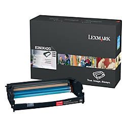 Lexmark E260X42G Photoconductor