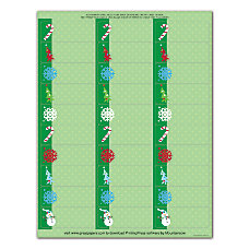 Great Papers Holiday Address Labels 2011598