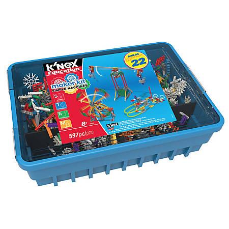 K'NEX Education® Simple Machines Maker Kit