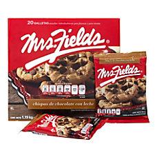 Mrs Fields Milk Chocolate Chip Cookies