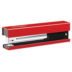 Swingline Fashion Full Strip Stapler Red