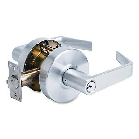 Master Lock® Heavy-Duty Storeroom Lever