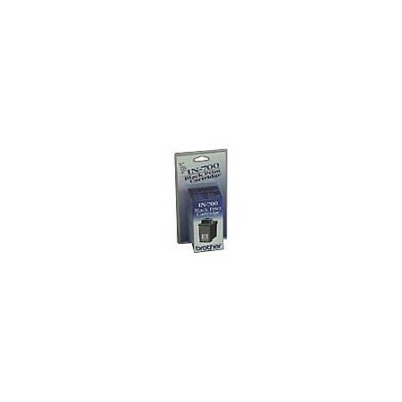 Brother® IN-700 Black Ink Cartridge