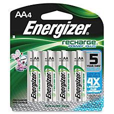 Energizer Recharge NiMH AA Batteries AA