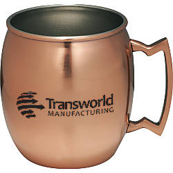 Moscow Mule Mug 16 Oz Copper