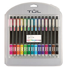 TUL Limited Edition Brights Retractable Gel