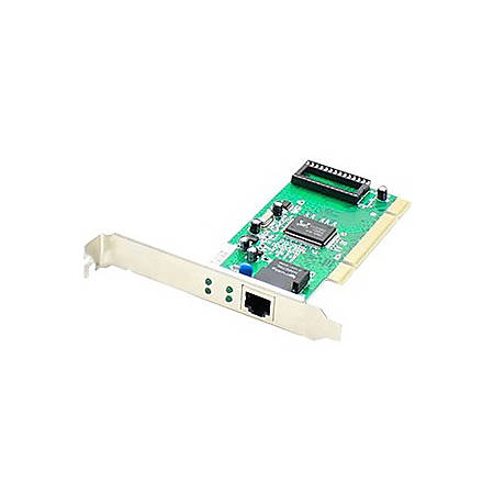 AddOn Intel PWLA8391GT Comparable 10/100/1000Mbs Single Open RJ-45 Port 100m Copper PCI Network Interface Card - 100% compatible and guaranteed to work